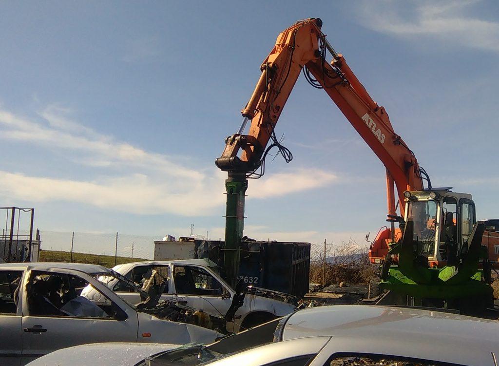 Usługa złomowania aut ze Strzelina